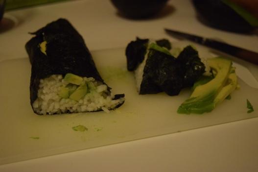 oy vey sushi